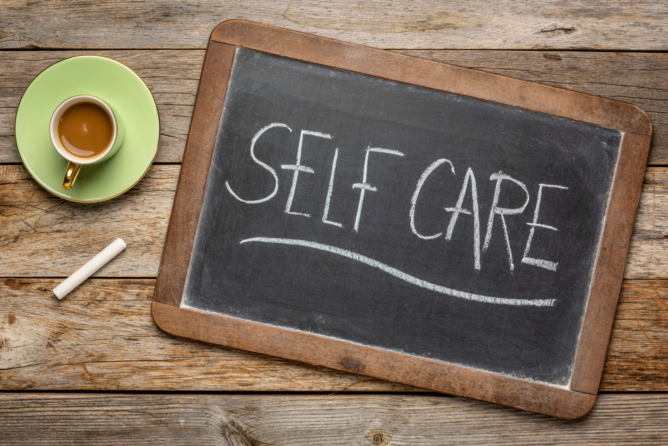 The Healing Power of Self-Care in a World of Stress & Anxiety