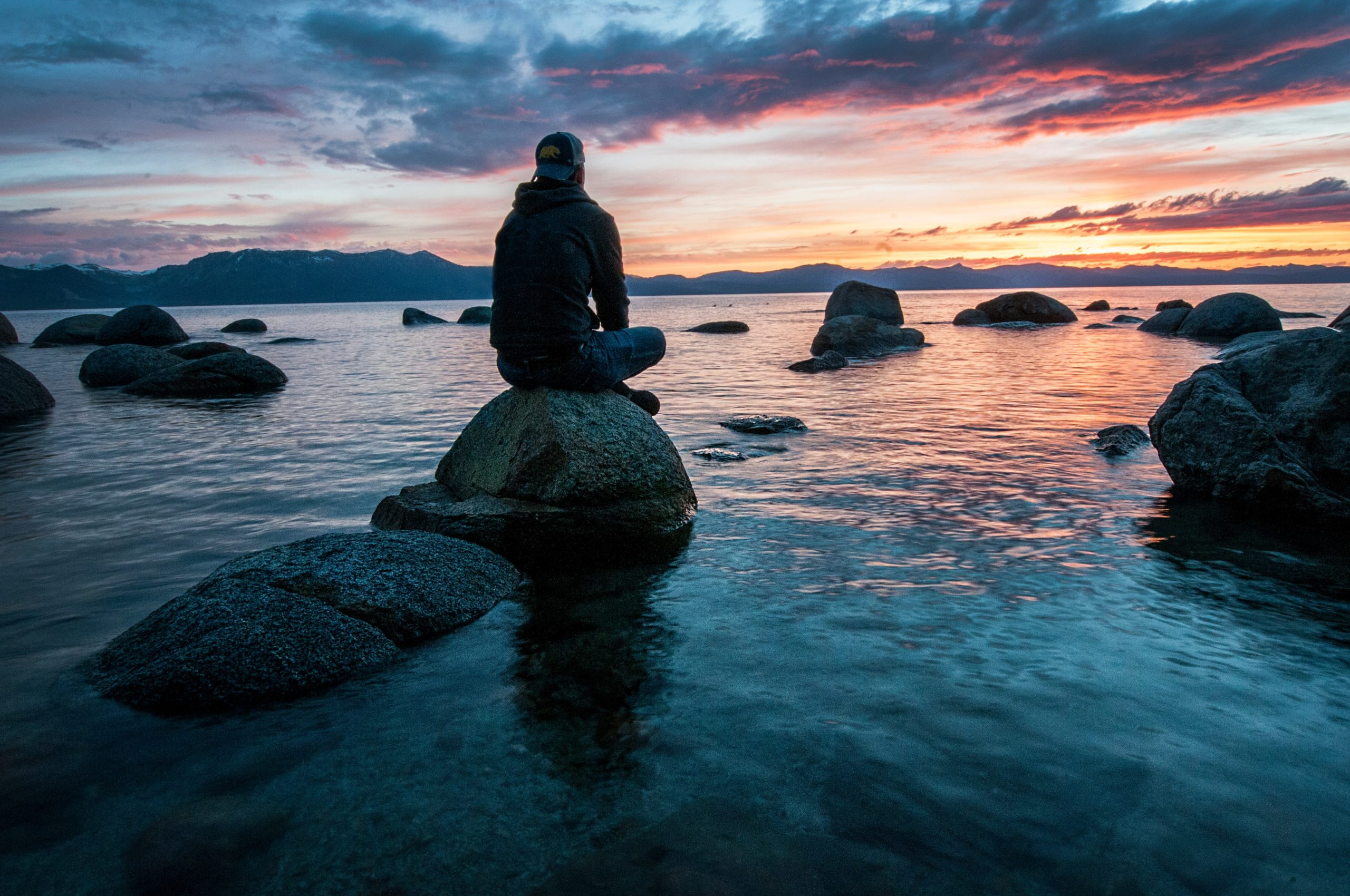 Lower Body Stress With Mindfulness Meditation