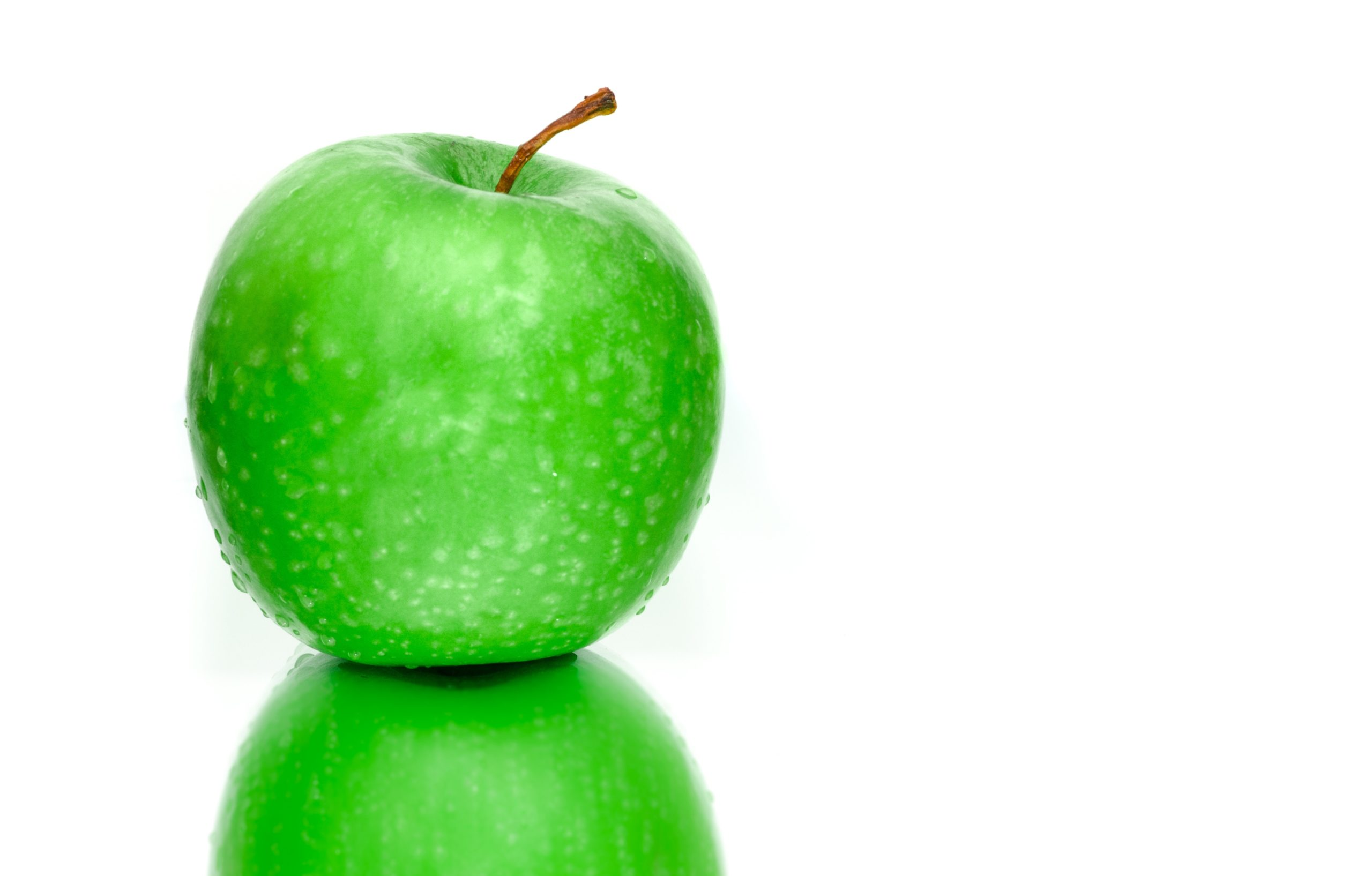 Let them eat fruit!